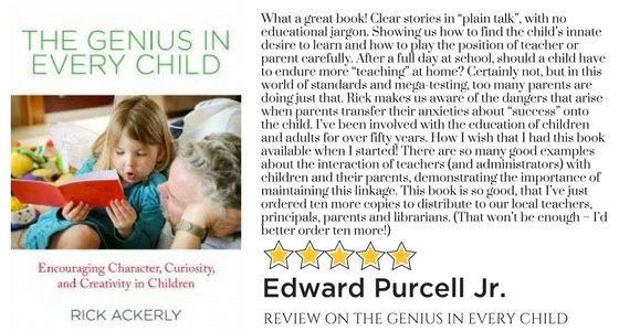 Every Teacher Should Read This Book – Edward Purcell Jr.